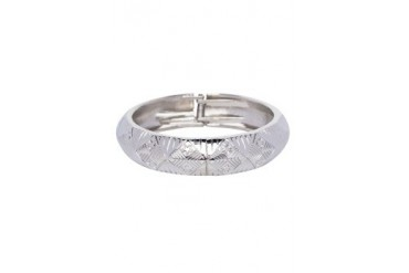 eslystyle.com Silver Tribe Bangle