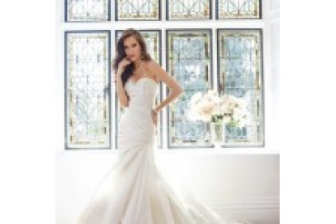 "Sophia Tolli ""In Stock"" Wedding Dress - Style Muriel Y21439"