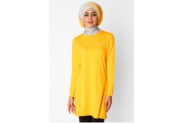 ZOYA HOME Basic O-Neck Blouse