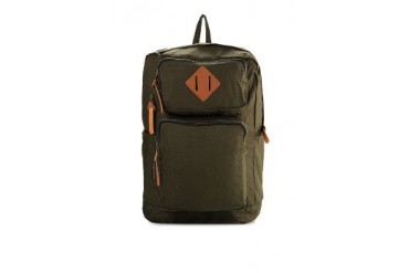 Tucked In Parker Canvas Backpack