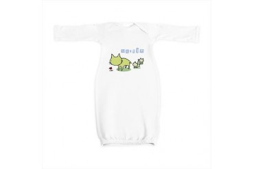 Martin Cute Baby Gown by CafePress