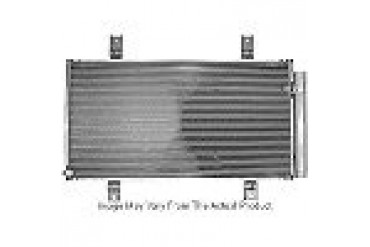 2007-2008 Chrysler Pacifica A/C Condenser Performance Radiator Chrysler A/C Condenser 3620