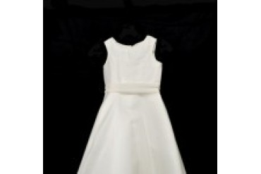 "Ladybug ""In Stock"" Flowergirl Dress 1039"