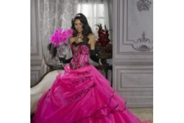 Quinceanera Collection Quinceanera Dresses - Style 26676