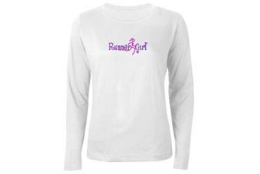 RunnerGirl Women's Long Sleeve Tee
