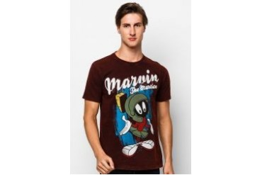 Looney Tunes @ urban TEE Marvin the Martian - What?