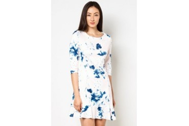 Dainty Floral Dress