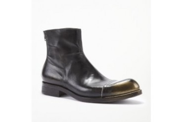 Moon Shine Leather Boot