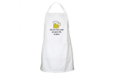 Give Me A Beer BBQ Apron