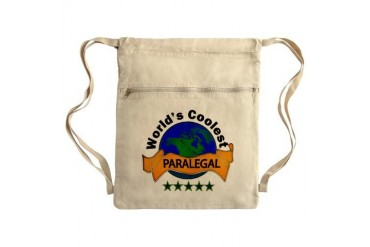 Sack Pack Lawyer Cinch Sack by CafePress