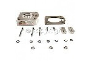 2002-2006 Ford Ranger Throttle Body Spacer Street Performance Ford Throttle Body Spacer 30015