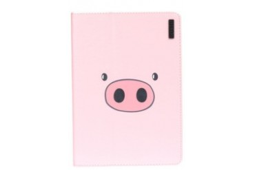 Pig's Face iPad Air Printed Leather Case