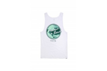 Mens Tavik Tank Tops - Tavik Modern Beach Tank Top