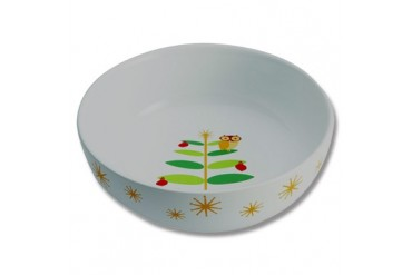 "Rachael Ray 10"" Serving Bowl - Holiday Hoot"