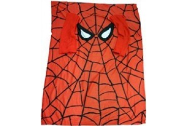 Marvel Comics Spider-Man Eyes Blanket