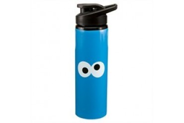 Sesame Street Cookie Monster Eyes Me So Thirsty Water Bottle