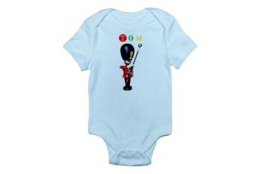 Tom Marching band Infant Bodysuit by CafePress