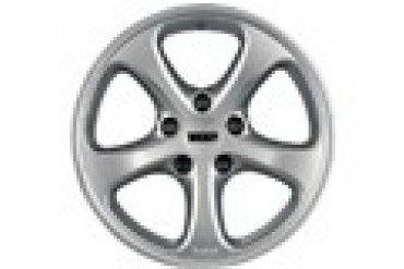 TechArt Formula Wheel Silver 18x10.5 ET60 Porsche 95-12