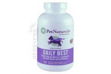 Daily Best For Puppies 60 Tabs