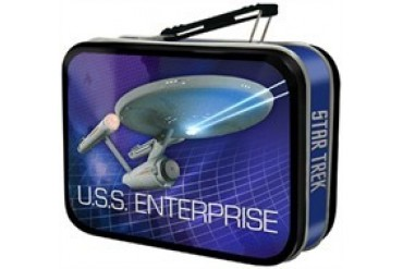 Star Trek USS Enterprise Mini Tin