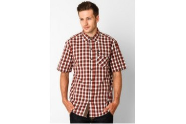 Watchout! Casual Short Sleeve With Collar