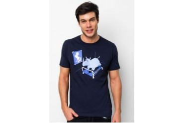 Threadless Runnin' Rhino T-Shirt