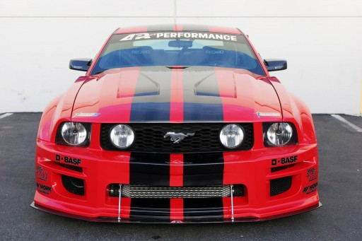 apr wide body kit ford mustang s197 gt r 05 09 price comparison. Black Bedroom Furniture Sets. Home Design Ideas