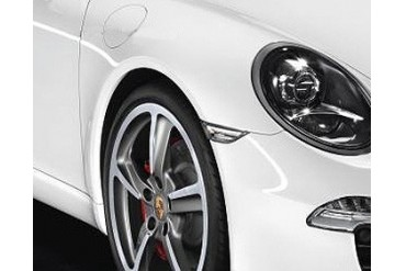 Porsche Genuine Clear Side Markers Porsche 991 Carrera 12-15