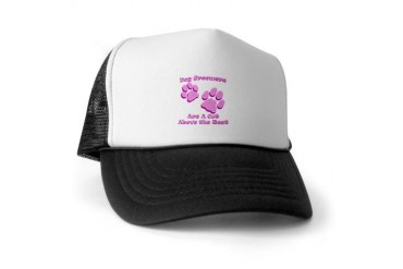 Dog groomers are a cut above the rest Dog Trucker Hat by CafePress