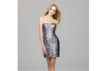 "Evenings by Allure ""In Stock"" Prom Dress - Style A543"