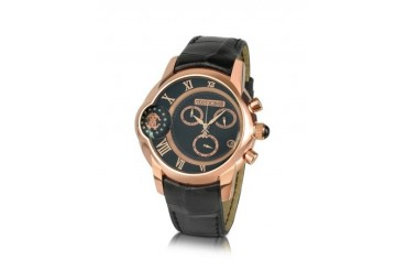 Caracter - Men's Dual-Time Chronograph Watch