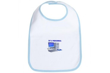 its personal Humor Bib by CafePress