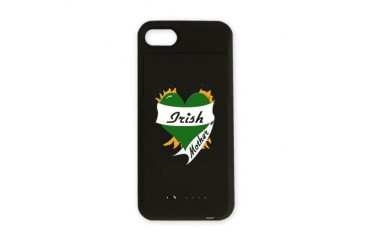 irishmothertattoo.png Mother's day iPhone Charger Case by CafePress