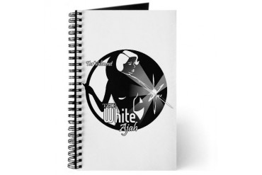 White Ajah Journal by CafePress