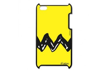 Charlie Brown Zig Zag iPod Touch4 Case
