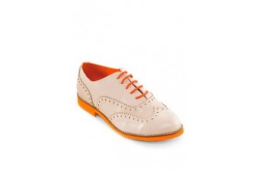 Nose Contrast Brogues