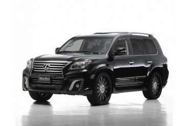 Wald International Black Bison Complete Body Kit Lexus LX570 13-14