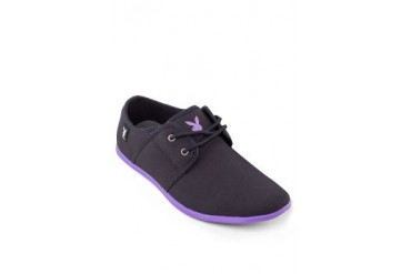 Playboy Coloured Sole Lace Up Shoes