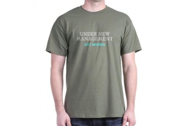 Under New Management Married Dark T-Shirt