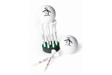 Original Penguin GOLF BALL/TEE SET