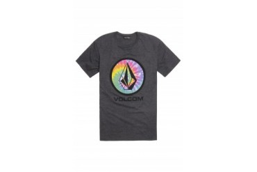 Mens Volcom - Volcom Tie Dye Lock Up T-Shirt
