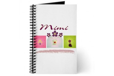 MIMI Grandma Journal by CafePress