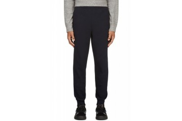 T By Alexander Wang Navy Lounge Pants