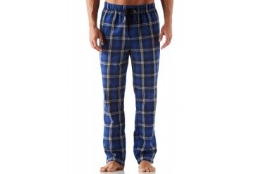 Perry Ellis Woven Large Plaid Sleep Pant