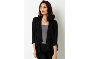 Urban Twist Loosie Drap Cardigan