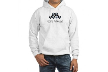 Fitness Hooded Sweatshirt by CafePress