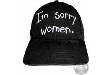 Diary of a Wimpy Kid I'm Sorry Women Embroidered Velcro Closure Youth Hat
