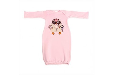 Dr Loveguin Funny Baby Gown by CafePress