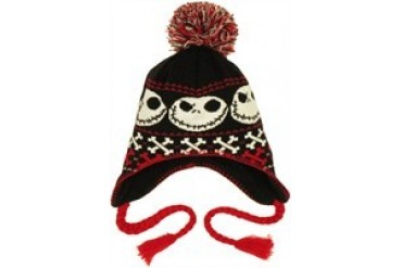 nightmare before christmas jack faces peruvian lapland embroidered beanie price comparison