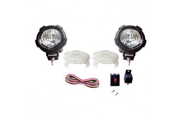 Hella Optilux 4 Inch HID Driving Light Kit H71020181 Offroad Racing, Fog & Driving Lights